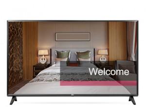 LG 커머셜 TV (호텔)