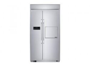 클래드 빌트인 냉장고 [홈바형]