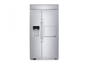 클래드 빌트인 냉장고 [정수기형]